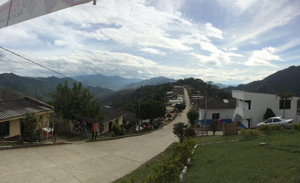 Colombia Monserrate