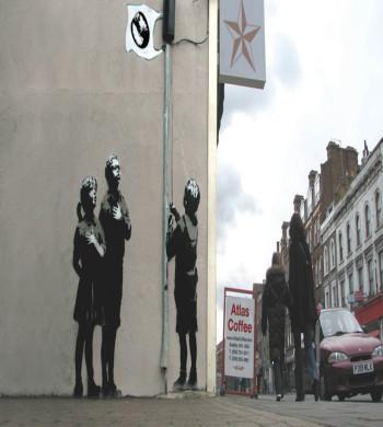 Banksy 2011