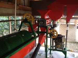 Mario's New Mill Equipment