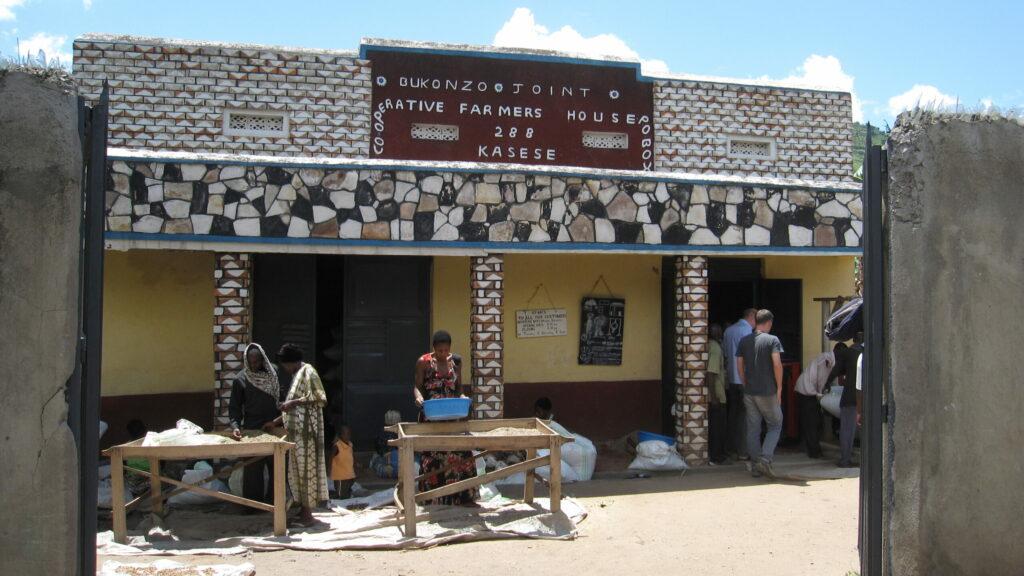 BJCU Kasese Farmers House